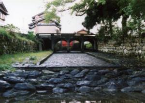 文化財情報 史跡 新川のおとし - 高知市公式ホームページ
