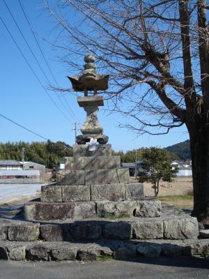 文化財情報 有形文化財 石造 燈籠 - 高知市公式ホームページ