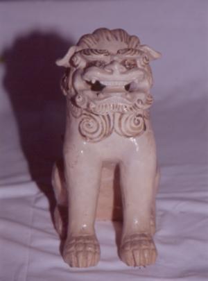 文化財情報 有形文化財 大利新宮神社の狛犬 - 高知市公式ホームページ